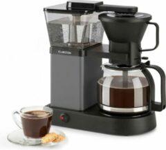 Klarstein GrandeGusto koffiezetapparaat 1690W 1,3l pre-infusion 96°C zwart