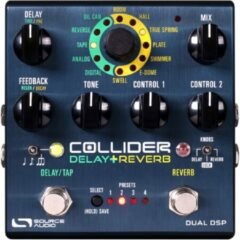 Eve Audio Source Audio SA263 One Series Collider Delay+Reverb