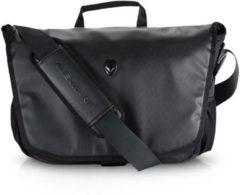 """Zwarte Dell 460-BBKJ AWVM1417 Alienware Vindicator Messenger Bag, 14 - 43.18 cm (17"""") Black PV20W (Origineel)"""