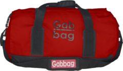 Rode Duffel Gabbag - Reistas - 65 Liter - Rood - Waterdicht