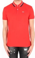 Rode Tommy Hilfiger TJM Tommy Classic Stretch Polo