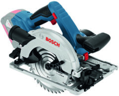 Bosch prof 18 Volt Bosch Professional GKS 18V-57 G Accu cirkelzaag - Zonder accu en lader - Met L-BOXX