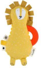 Gele Trixie mini activiteitenspeeltje Mr. Lion