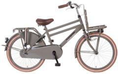 22 Zoll Popal Daily Dutch Basic 2288 Jungen Holland Fahrrad Popal grau
