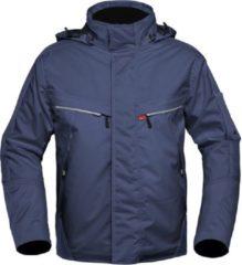 Donkerblauwe HAVEP Parka - Attitude - 50171 - Marine - maat S