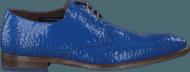 Donkerblauwe Floris van Bommel Geklede schoenen Donker blauw