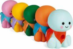 Janod Badspeelgoed - Spuitfiguur Waterschildpaddenfamilie