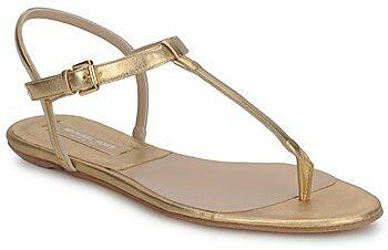 Afbeelding van Gouden Sandalen Michael Kors MK18017