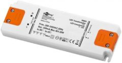 Goobay SET CC 350-20 LED LED-driver Constante stroomsterkte 20 W (max) 0.35 A 0 - 56 V/DC