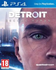 Sony Detroit Become Human + Pre-order DLC