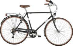 28 Zoll Herren City Fahrrad 6 Gang Alpina... schwarz, 58cm