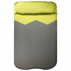Klymit - V Sheet Double - Deken maat Double - 188 x 119 cm, groen/grijs