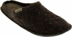 Crocs - Classic Slipper - Pantoffels maat M5 / W7, zwart