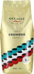 Occaffe O'ccaffè - Cremoso Professional | Italiaanse koffiebonen | Barista kwaliteit | 1 kg