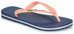 Ipanema Slippers Ipanema Classic Brasil Kids Blauw Maat:33/34