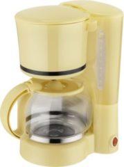 Kaffeemaschine KA 1080 Vanill efbe-Schott gelb