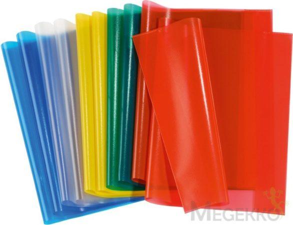 Afbeelding van Rode HERMA 19992 10stuk(s) Blauw, Groen, Rood, Transparant, Geel tijdschrift- & boekomslag
