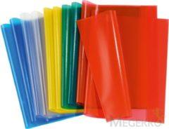 Rode HERMA 19992 10stuk(s) Blauw, Groen, Rood, Transparant, Geel tijdschrift- & boekomslag
