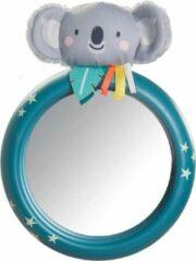 Taf Toys Autostoel Spiegel Junior 47 Cm Blauw