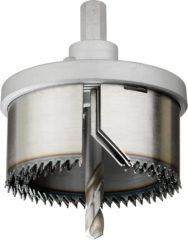 Grijze KWB Gatenzaag 4983-00 3-delig - Ø 60-74 mm - 30 mm