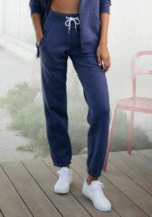 Blauwe H.I.S sweatbroek