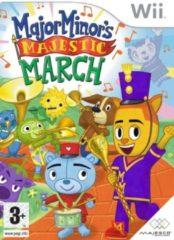 Majesco Major Minors Majestic March Nintendo Wii