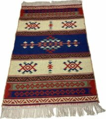 Sunar Home Kelim Vloerkleed inozu- Kelim kleed - Kelim tapijt - Turkish kilim - Oosterse Vloerkleed - 120x180 cm
