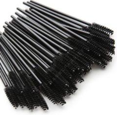 Merkloos / Sans marque 5 Make-up, mascara, wimper borsteltjes met zwarte top