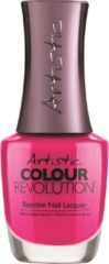 Roze Artistic Nail Design Colour Revolution 'Picas-So Pink'