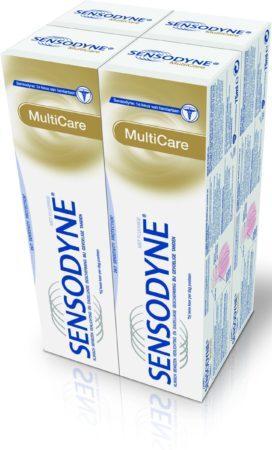 Afbeelding van Sensodyne Multicare - 4x 75 ml - Tandpasta