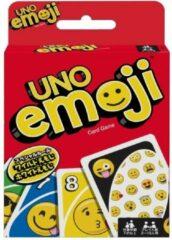 Mattel Games UNO Emoji - Speelkaarten