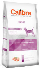 Calibra Dog Expert Nutrition Energy - Kip & Rijst - 12 kg