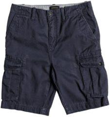 Blue Quiksilver Crucial Battle Shorts Boys