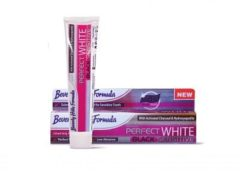 J Beverly Hills Beverly Hills Tandpasta Perfect White Black Sensitive 125 ml