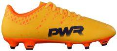 Fußballschuhe evoPOWER Vigor 4 FG 103972-01 mit Nocken-Sohle Puma Ultra Yellow-Peacoat-Orange Clown Fish