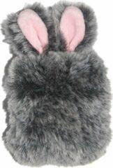 Grijze Landlit Bunny - AirPods Case - AirPods 1 en 2