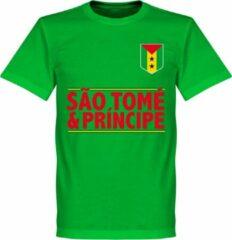 Retake Sao Tomé en Principe Team T-Shirt - Groen - S
