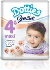 Dotties Sensitive luier Maxi Plus