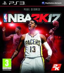 Take Two NBA 2K17 PS3 Dutch / French