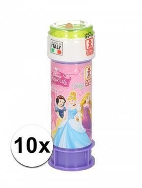 Afbeelding van Fun & Feest Party Gadgets Bellenblaas Disney Princess 10 stuks