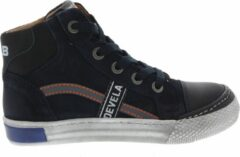 Develab 41787 veter boots - blauw, ,28