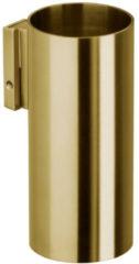 Tandenborstelhouder voor Wandbevestiging Herzbach Design IX Messing Goud