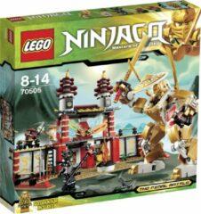 Gouden LEGO NINJAGO Tempel van het Licht - 70505