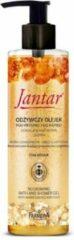 Farmona - Jantar Moc Bursztynu odżywczy olejek pod prysznic i do kąpieli do skóry odwodnionej i elastycznej Bursztyn i Złoto 400ml