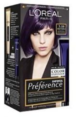 L'Oréal Paris Loreal Paris Preference Infinia 3.16 Deep Purple P38 Intens Violet