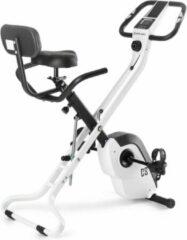 Witte Capital_sports Azura X1 X-Bike max. 120 kg polssensor inklapbaar zwart