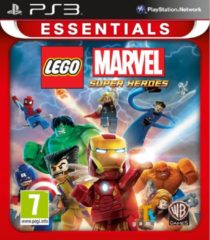 Warner Bros LEGO Marvel Super Heroes (Essentials) PS3 (1000569306)