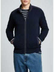 Donkerblauwe Maerz Vest 00-1-583400-399 DONKER BLAUW
