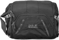 Packs Acs Photo Bag Umhängetasche Fototasche 35 cm Tabletfach Jack Wolfskin black