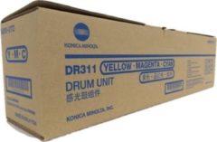 Konica Minolta A0XV0TD (DR-311C/M/Y) Drum 3-kleuren